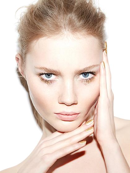 Весна 2015: самые яркие тренды макияжа и их использование