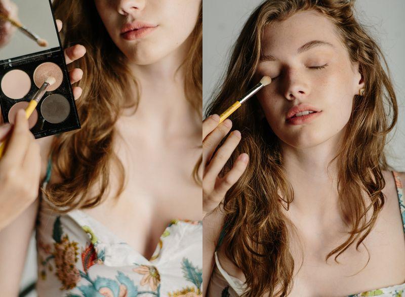 Мастер-класс: как сделать идеальный естественный макияж фото