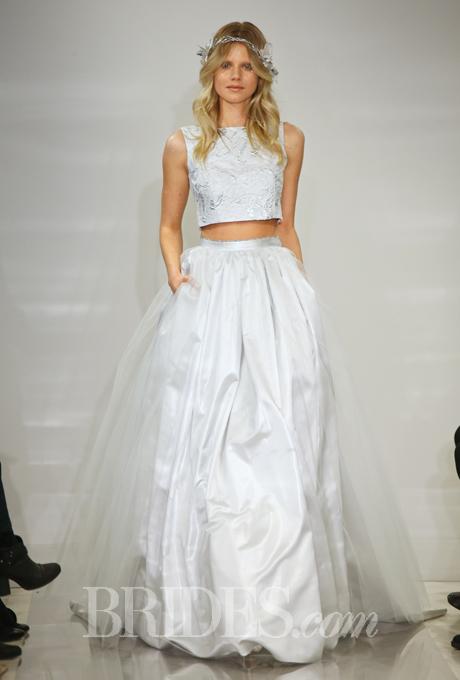 Свадебная мода 2014: главные тренды