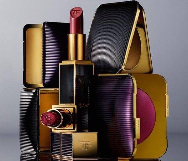 Tom Ford осенняя коллекция макияжа 2016