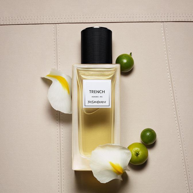 Древесно-цитрусовый аромат Trench