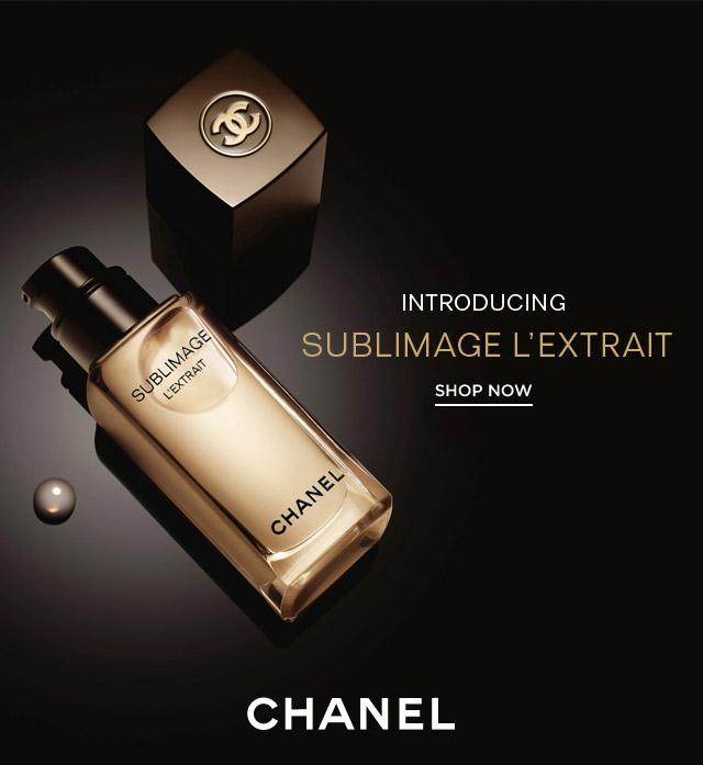 Новинка для ухода от Chanel - ванильная сыворотка Sublimage L'Extrait будет стоить 15000 грн