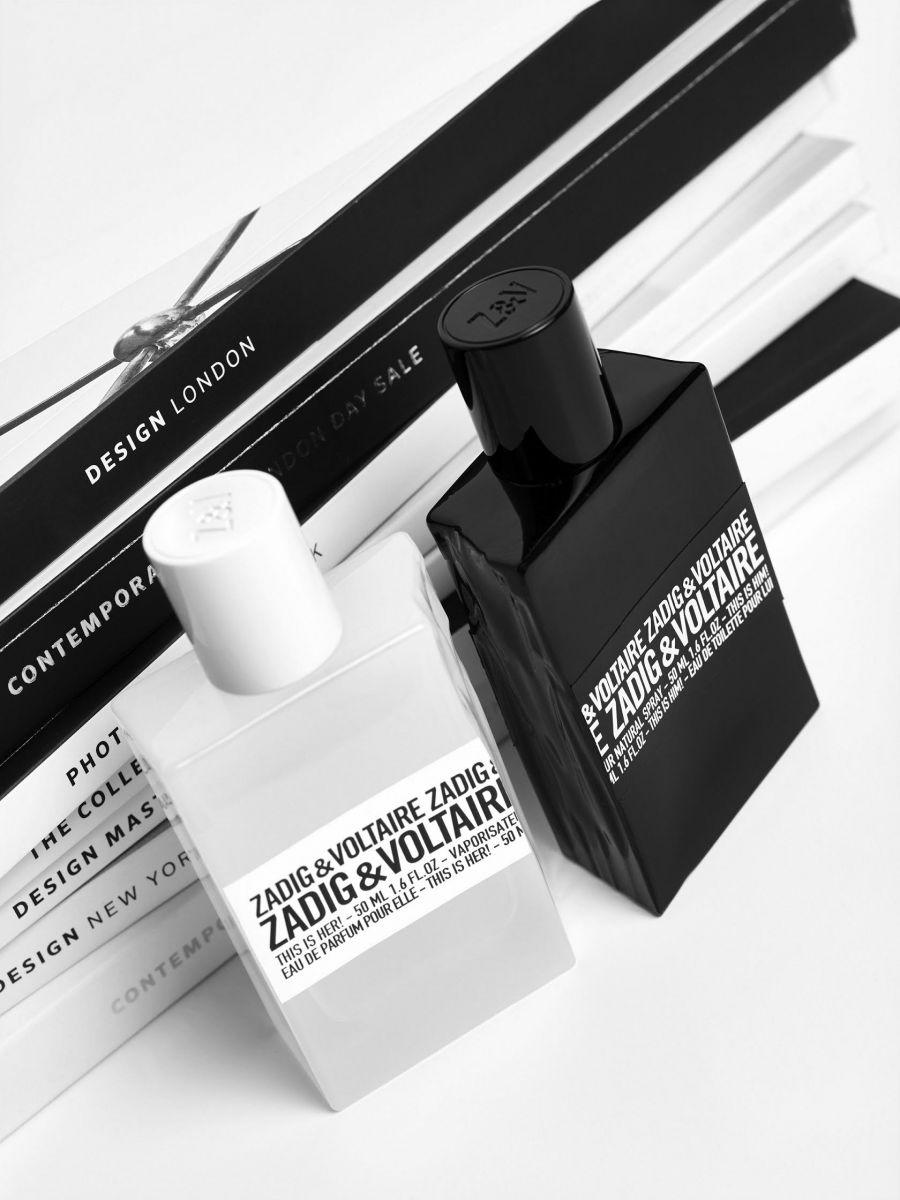 Zadig & Voltaire представил роскошные ароматы для него и для нее (ФОТО)