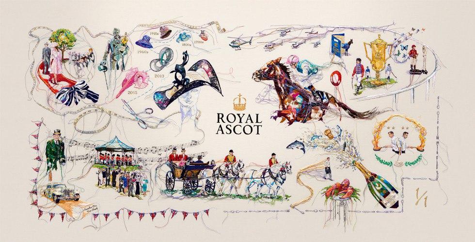 Royal Ascot 2015, или роскошный парад шляпок