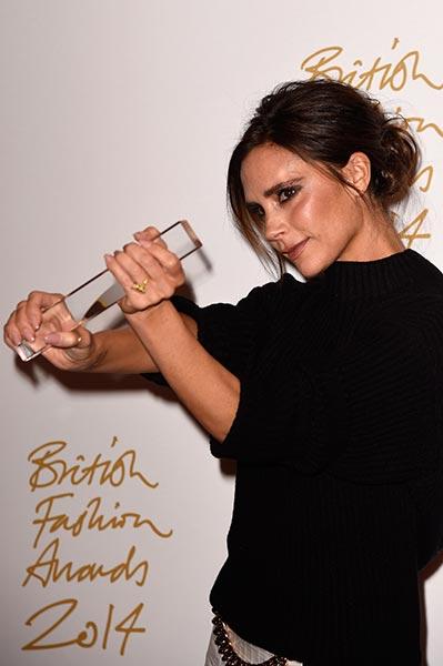 Икона стиля Виктория Бекхэм стала брендом годом