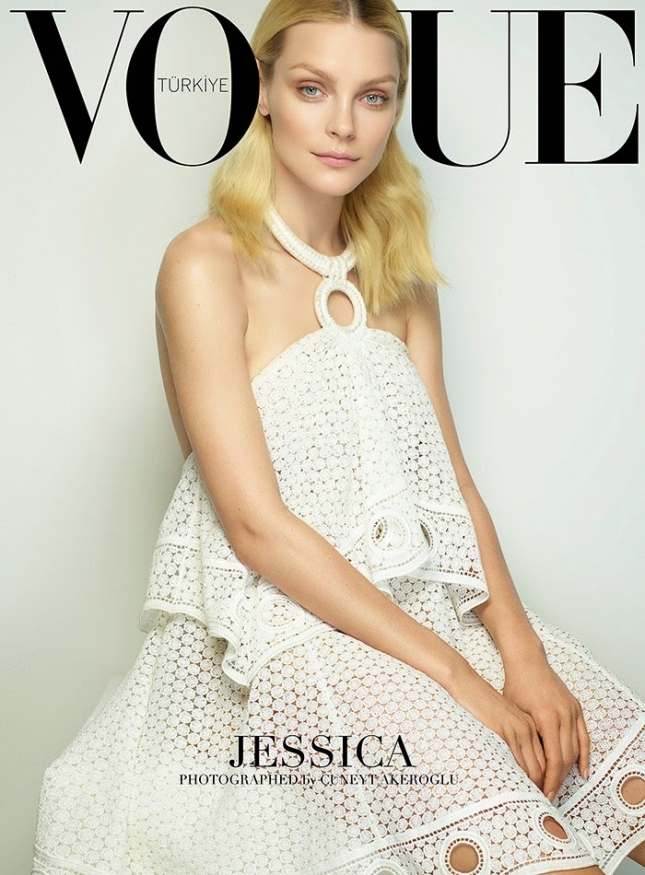 Быть есественной - модно: знаменитые модели показали лица без макияжа