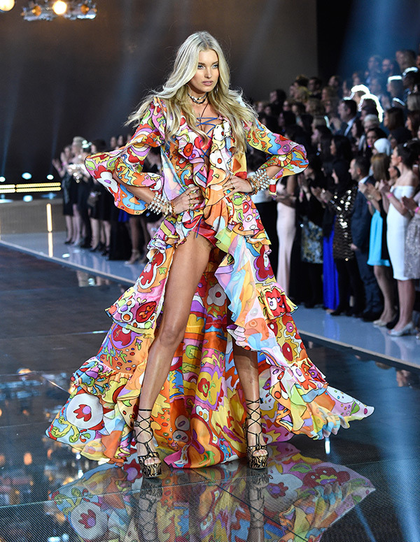 Victoria's Secret Fashion Show 2015 фото