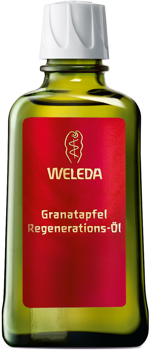 Природный импульс обновления: новая антивозрастная серия Weleda с гранатом