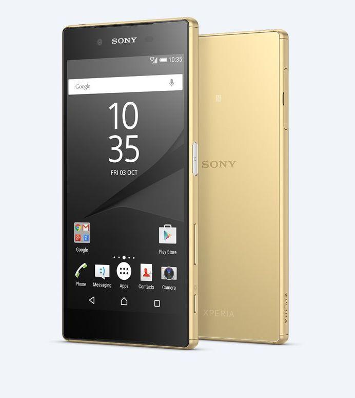 Тест от редактора: революционный камерофон Sony Xperia™ Z5 обзор фото