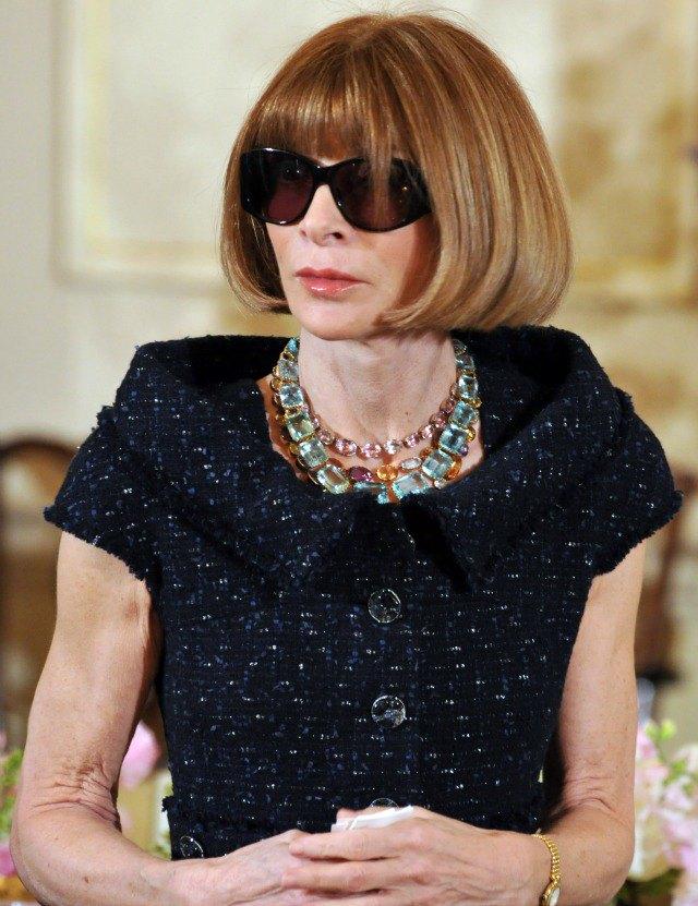 Хозяйка Vogue: неизвестные факты об Анне Винтур