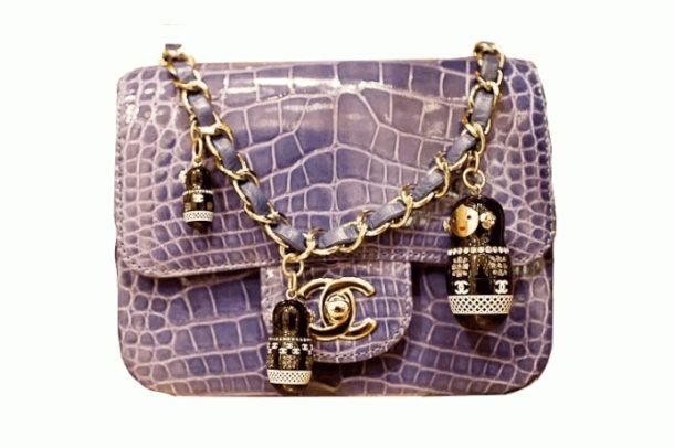 Купить женскую сумку Chanel оригинал из новой коллекции