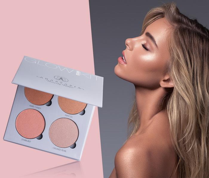 Anastasia beverly hills косметика официальный сайт