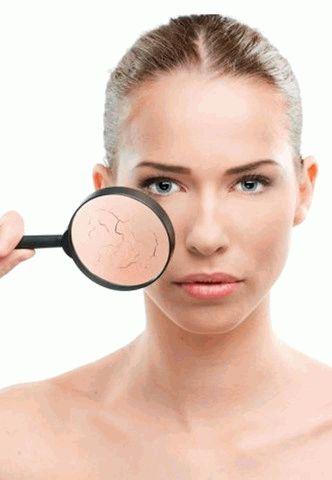 Чем отличается сухая и обезвоженная кожа?