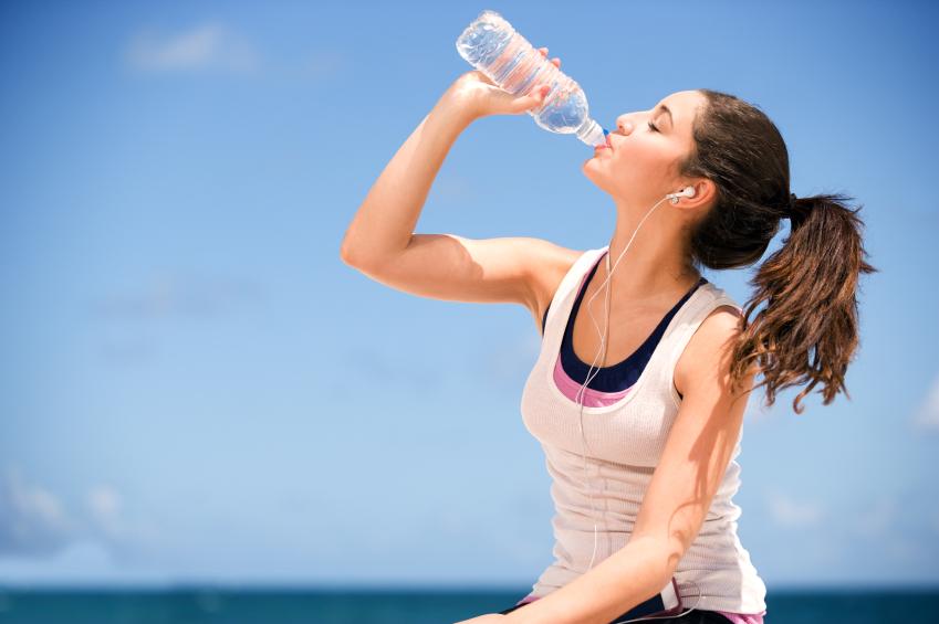 Похудение с помощью воды Водная диета