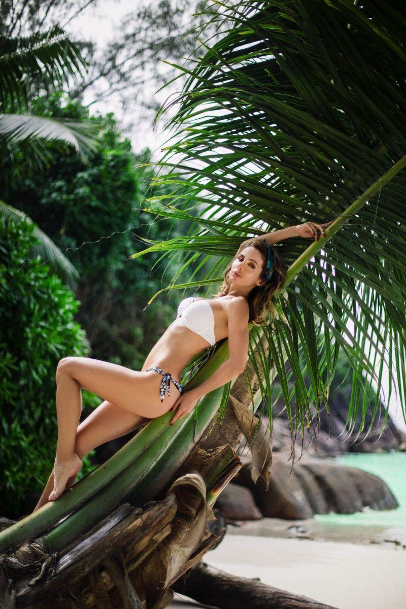 Светлана Лобода в купальнике viva фотосессия 2016