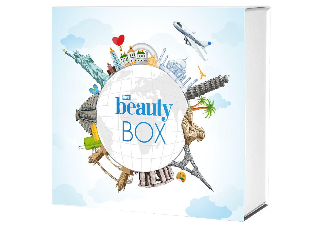 Viva! Beauty BOX Travel: все для твоего идеального путешествия!