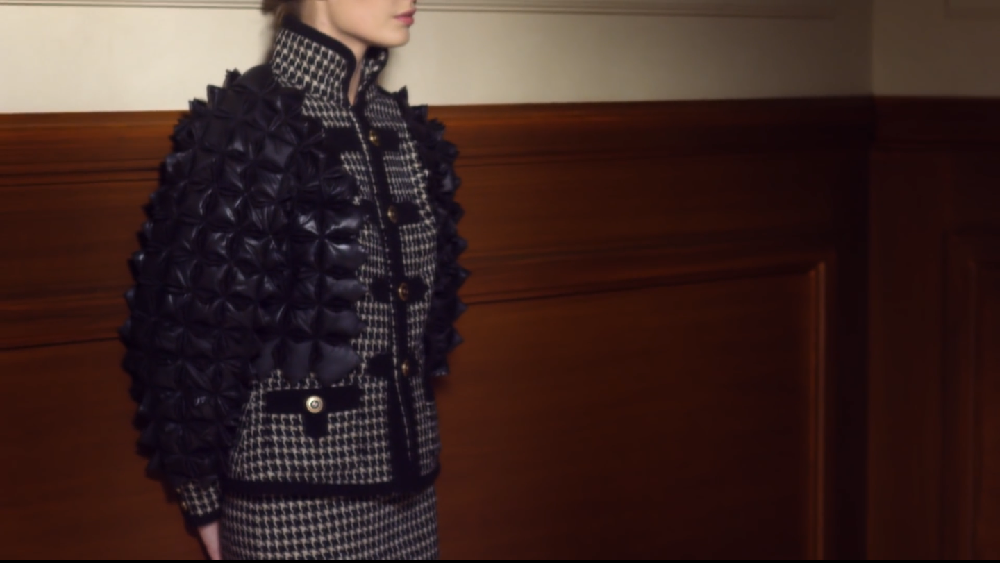 Details of the Fall-Winter 2015/16 Ready-to-Wear CHANEL Collection