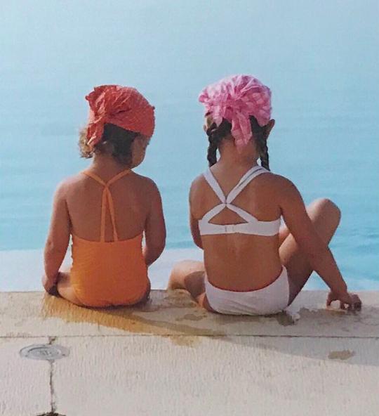 Ангелочки: В сети появились детские снимки Беллы и Джиджи Хадид (ФОТО)