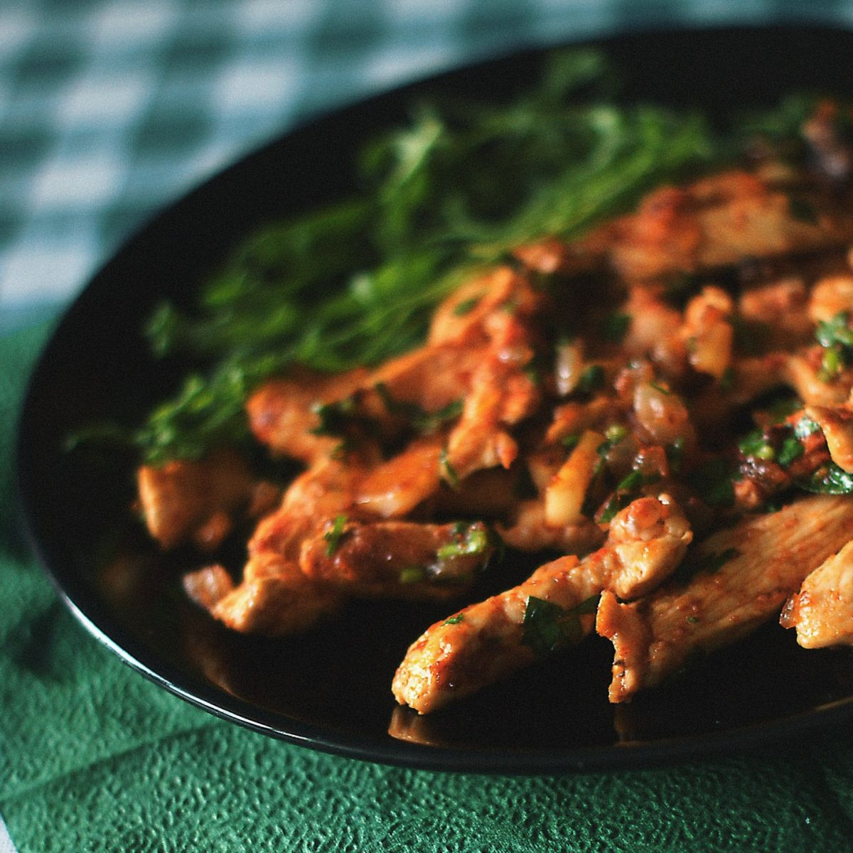 курица итальяскаякухня