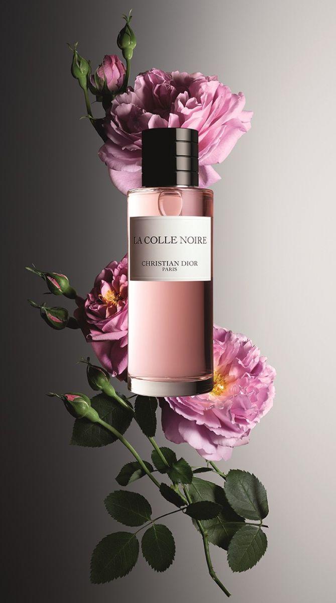 Розовая вода: La Colle Noire - новый цветочный аромат от Christian Dior