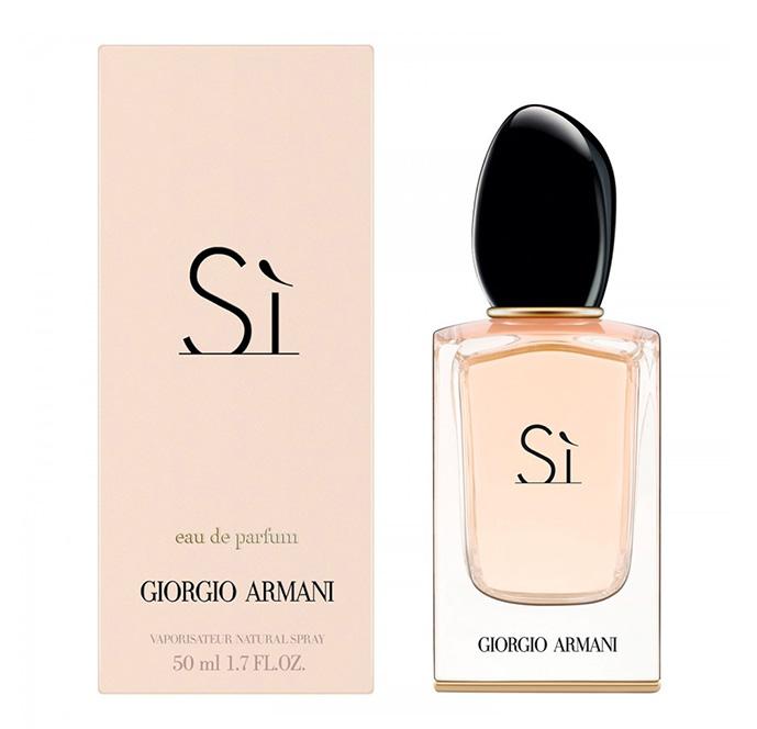 Женский аромат Si от GIORGIO ARMANI