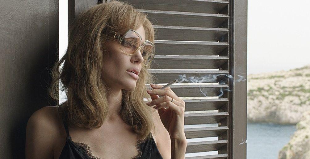 Анджелина Джоли - блондинка? Новый образ актрисы!