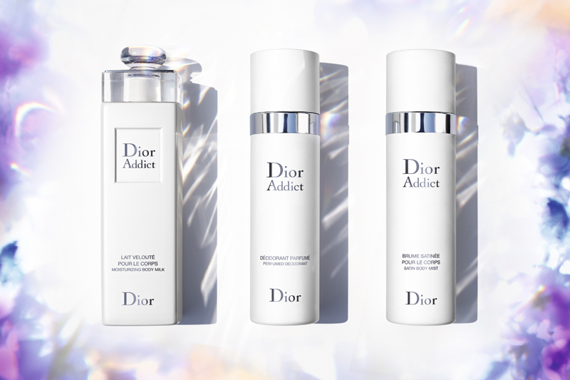 Роскошь от Dior: новая коллекция для тела Dior Addict