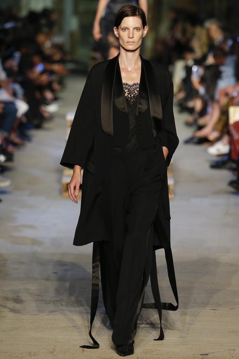Givenchy весна-лето 2015: самый ожидаемый показ Недели моды в Нью-Йорке