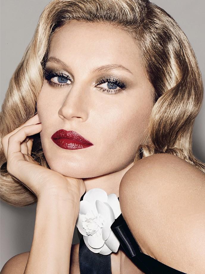 Это так Chanel: утонченная Жизель Бюндхен в Vogue Бразилия