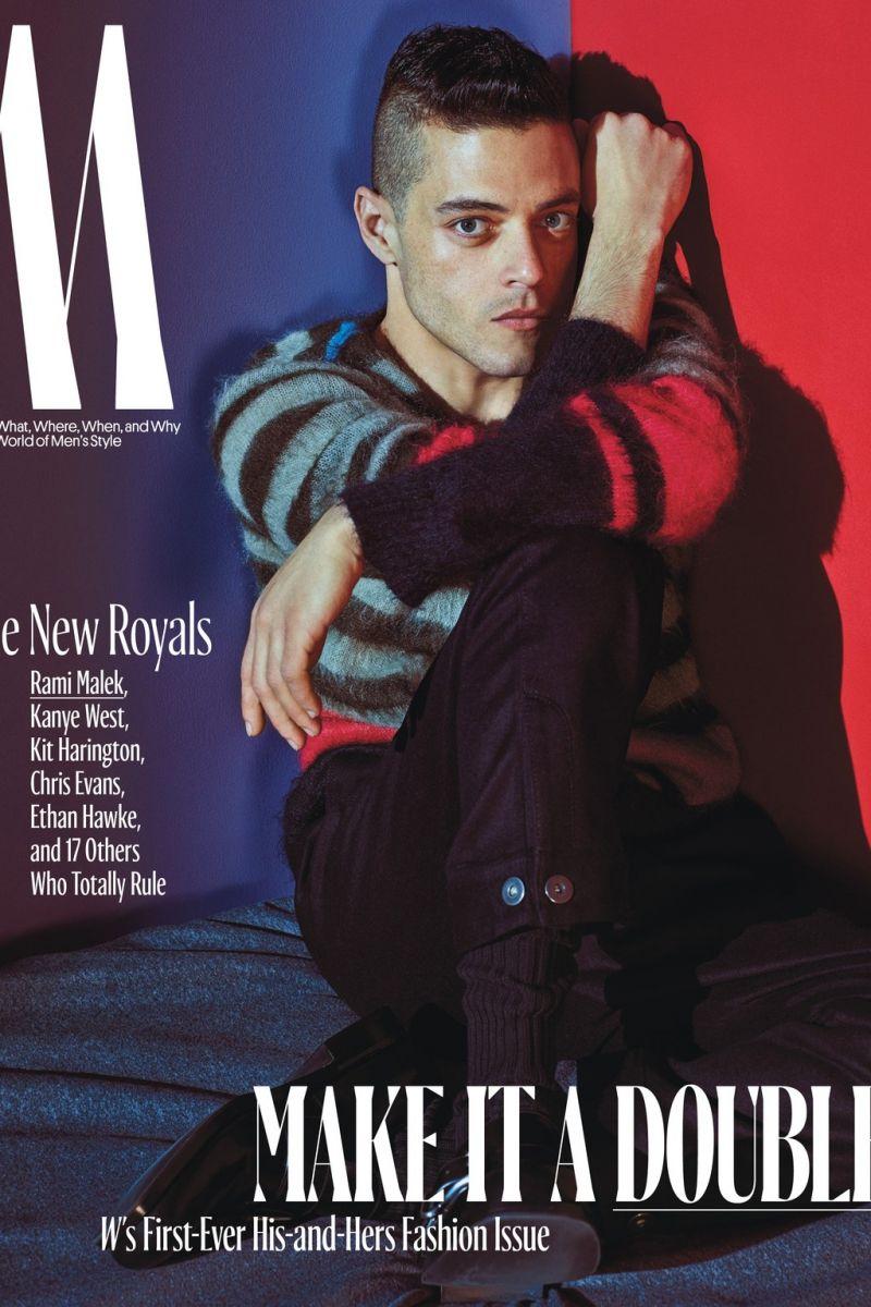 Холли Берри, Ирина Шейк, Кит Харингтон, Кэни Уэст и 8 других звезд снялись в фотосете для W Magazine (ФОТО)
