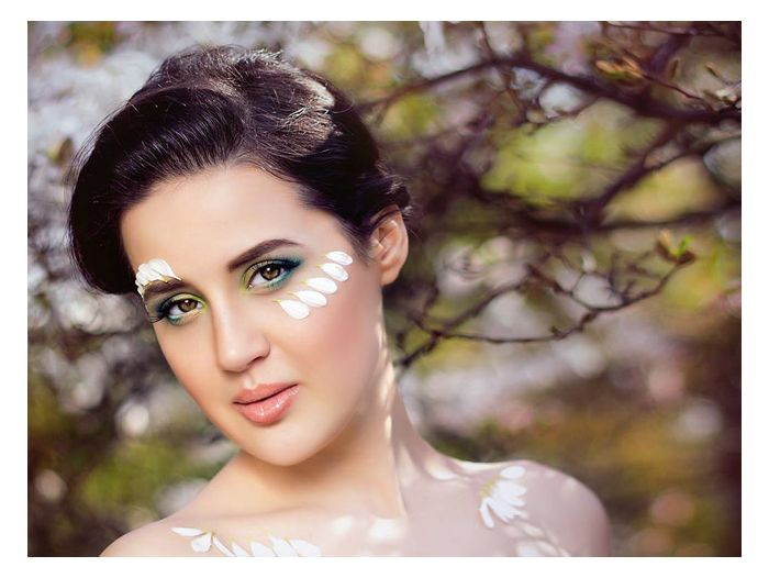 Блогер Beauty.ua и автор блога  beautybymarch.com Татьяна Марченко