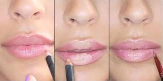 5 способов сделать губы больше, чем у Кайли Дженнер фото
