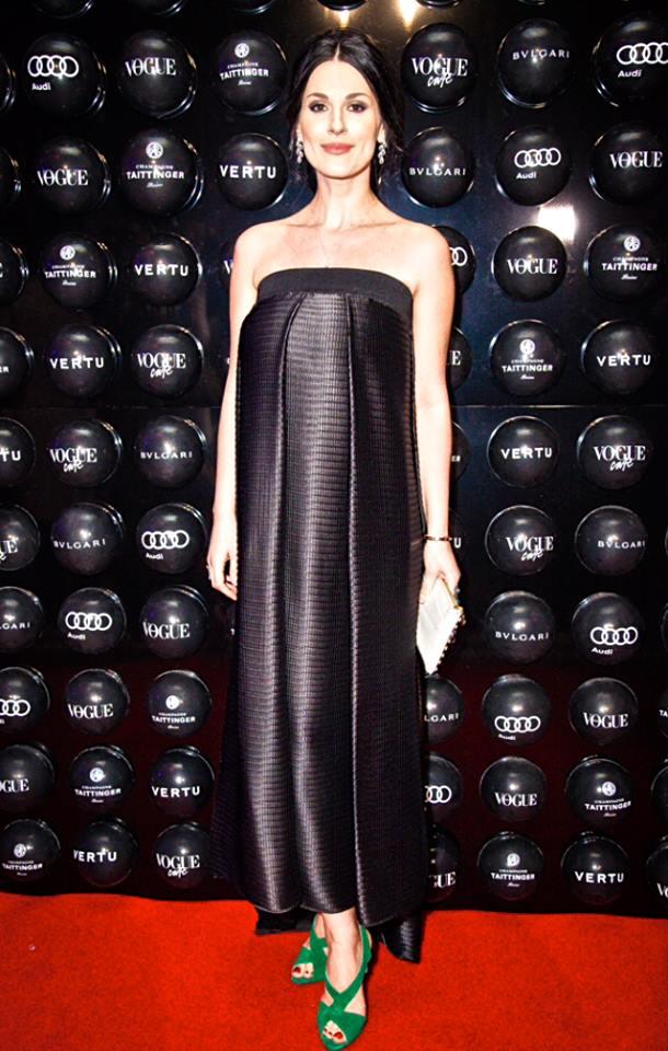 Маша Ефросинина рассказала, как выглядеть стильно во время беременности