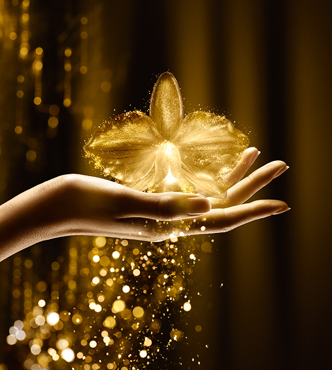 Золотая орхидея: юбилейная коллекция для ухода за лицом Orchidee Imperiale от Guerlain
