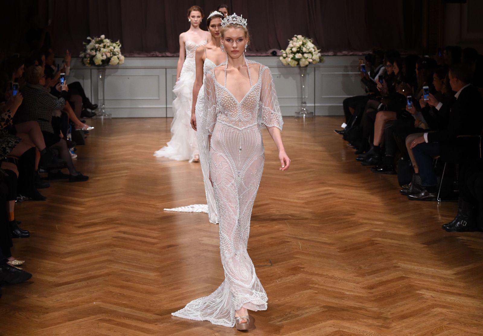 Три главных тренда в свадебной моде, которые нужно знать в лицо (ФОТО)
