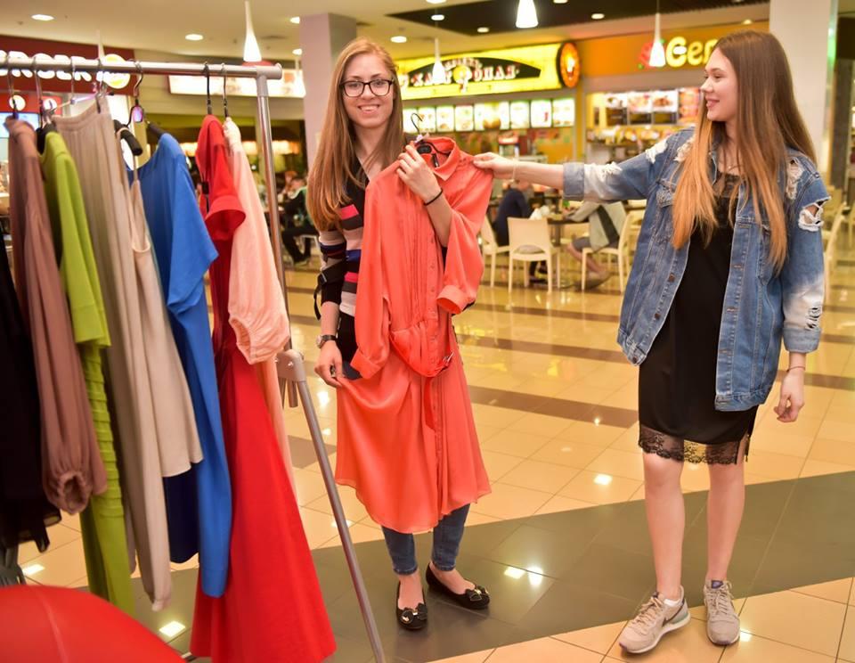 """Fashion Point в ТРК """"Солнечная Галерея"""" раскрывает секреты """"третьей вещи"""""""