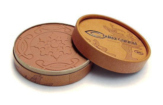 Бронзирующая пудра «Терра Карамель» Couleur Caramel № 28, 540 грн.