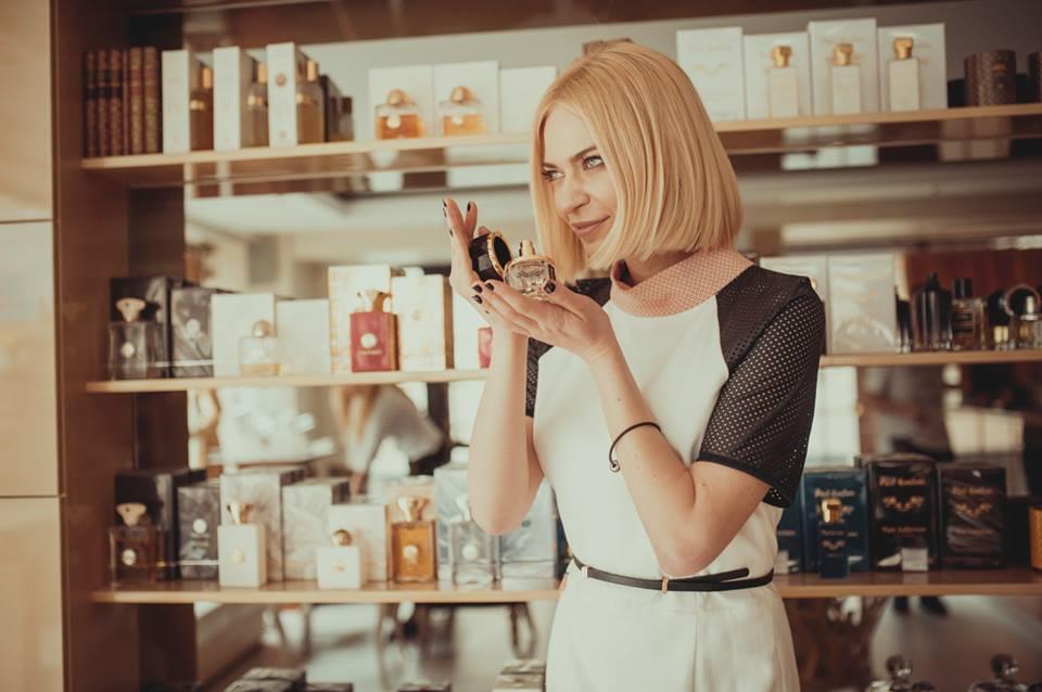 Alloise о том как выбирает парфюм: