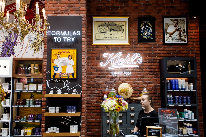 Kiehl's в украине магазин киев