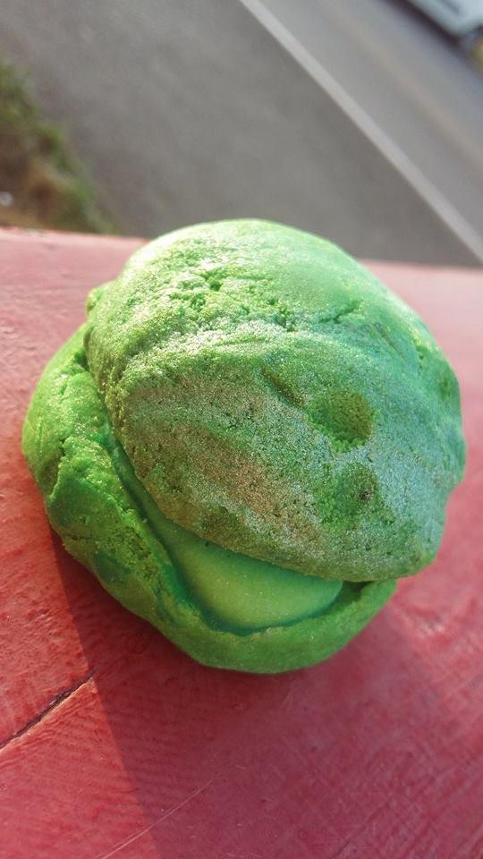 Пена для ванны «Зеленая эйфория»