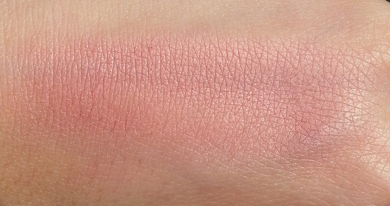 Make Up Factory Rosy Shine Blusher 07 Rosy Breeze свотч