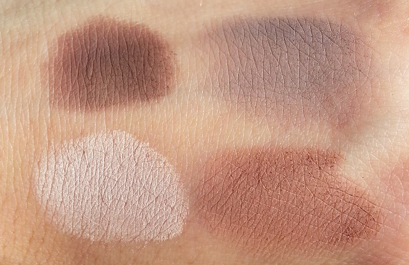 Make Up Factory Mat Eye Colors 070 Rocky Earth свотчи