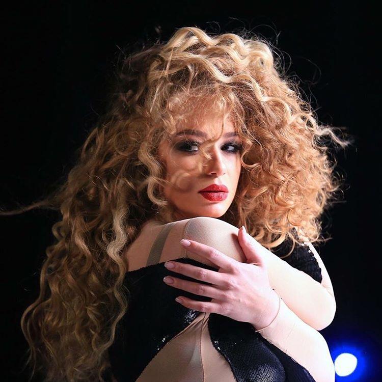 Яна Соломко волосы фото