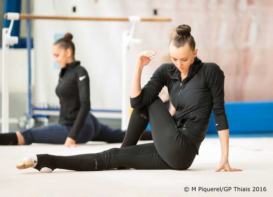 знаменитая украинская гимнастка Анна Ризатдинова делится секретами красоты фото 2016