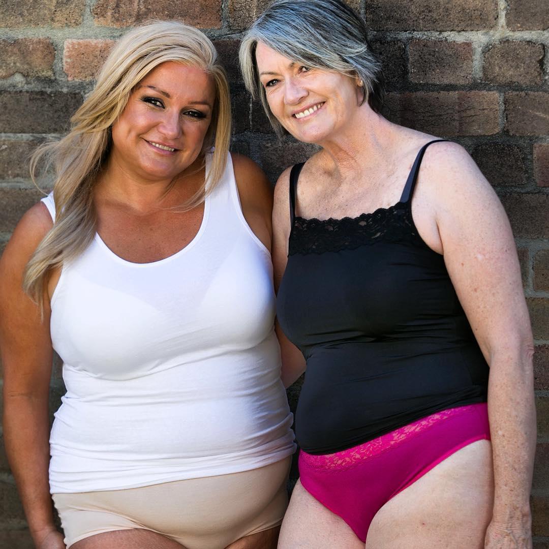 Всем правду: австралийский бренд нижнего белья отказался фотошопить своих моделей