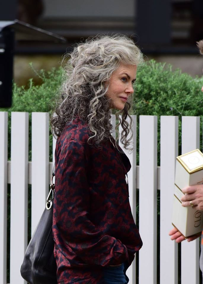 Машина времени: стало известно как Николь Кидман будет выглядеть в старости