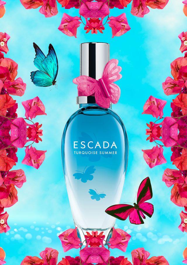Абсолютно летний аромат: Turquoise Summer от ESCADA