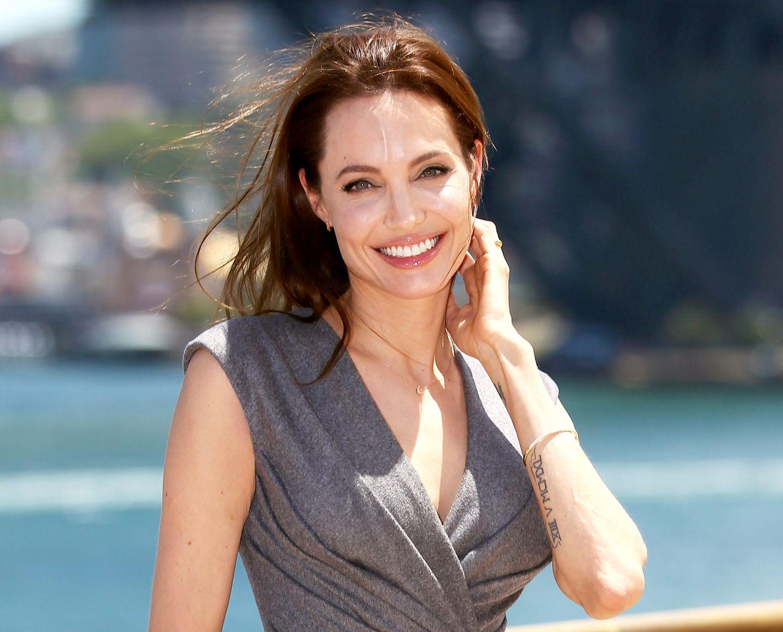 Анжелина Джоли и ее секреты ухода за кожей