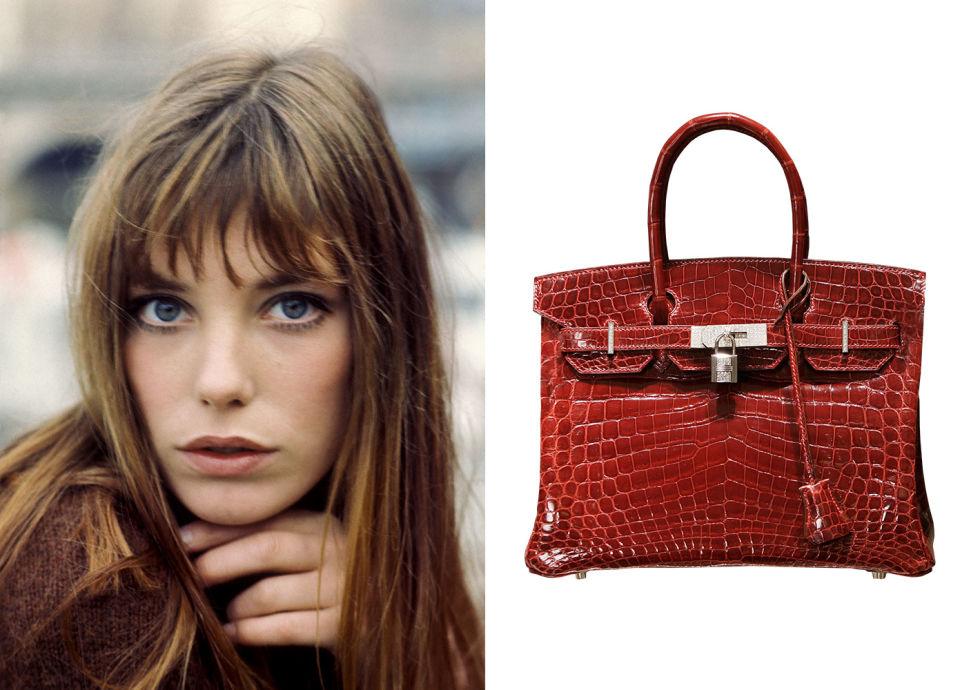 Легендарные дизайнерские сумки и девушки, которые вдохновили на их создание