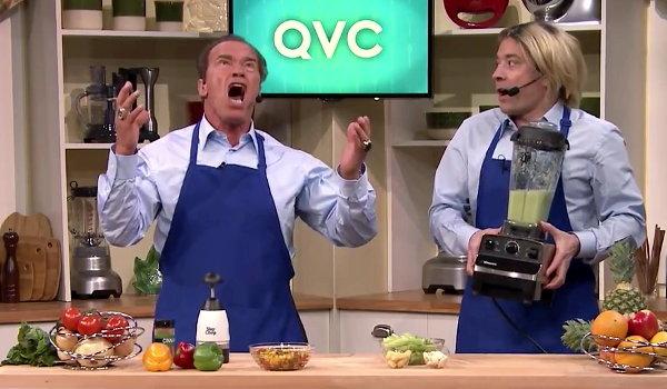 Овощной Арни: Арнольд Шварценеггер попросил людей не есть мясо